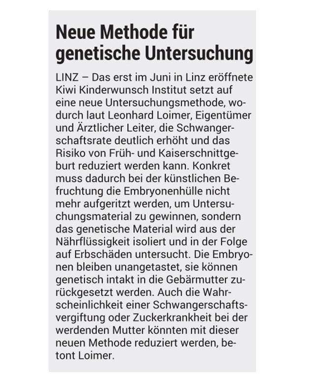 Neues Volksblatt